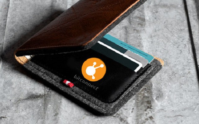 how bitconnect works